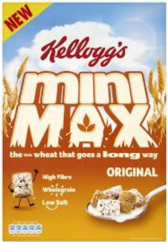 Kelloggs Mini Max Original 560g