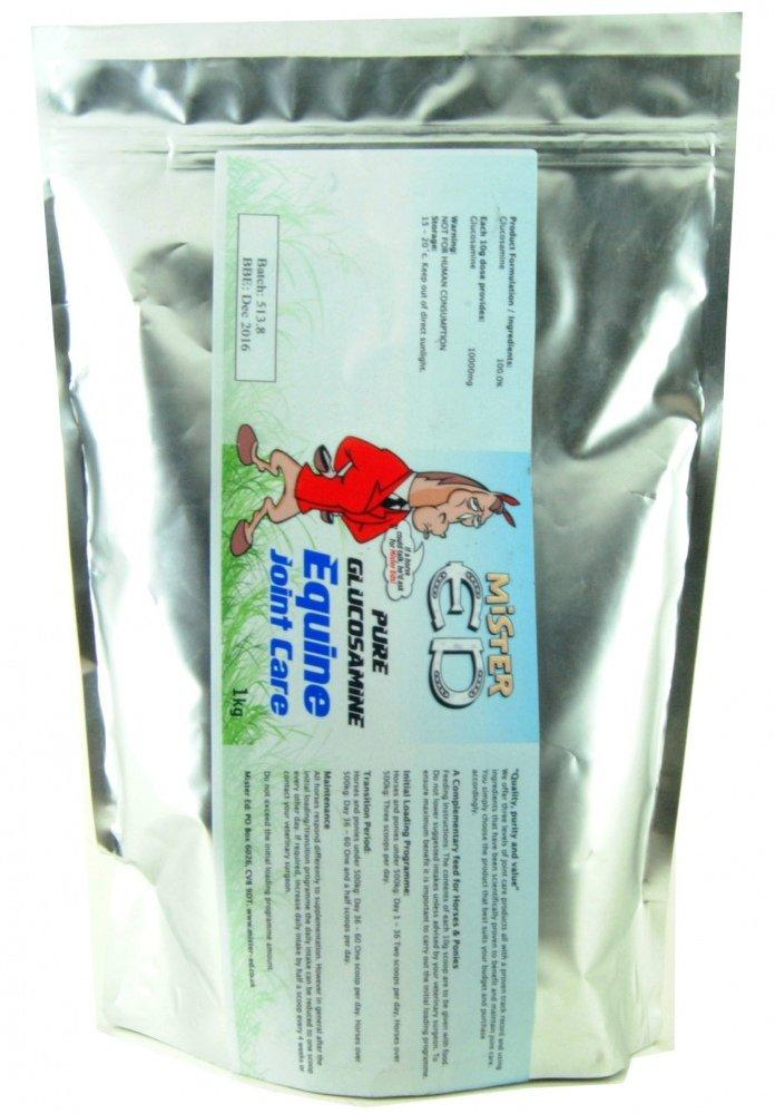 Mister Ed Pure Glucosamine Equine Joint Care 1kg