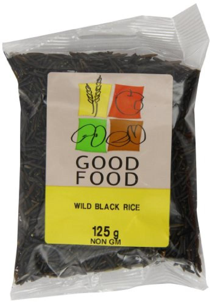 Mintons Good Food Black Rice 125 g