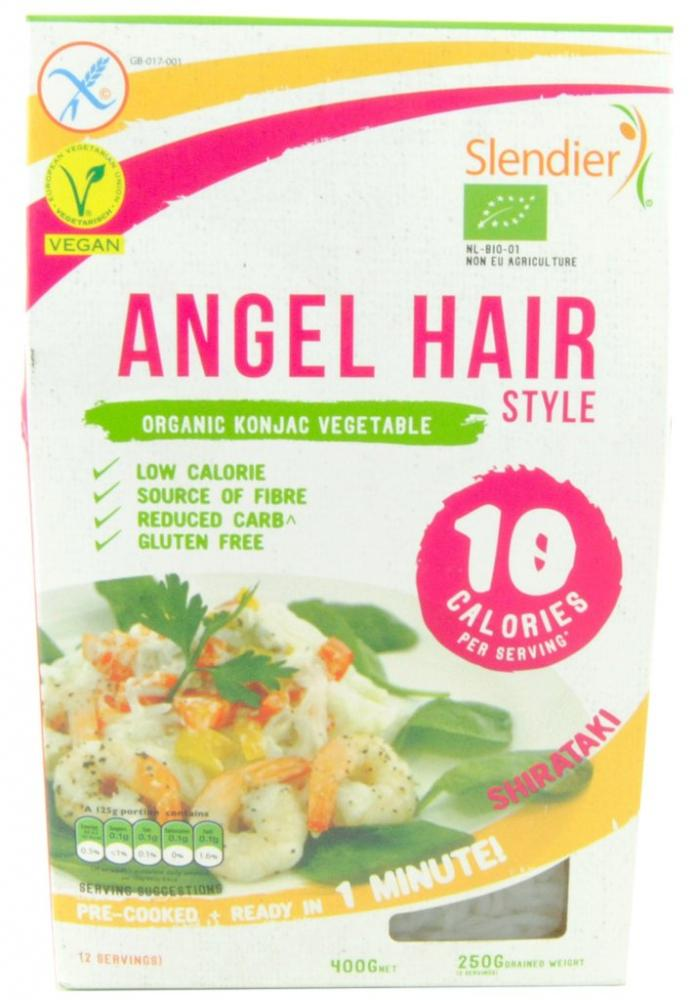 Slendier Konjac Vegetable Angel Hair 400g