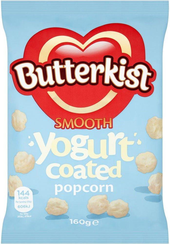 Butterkist Yogurt Coated Popcorn 160g