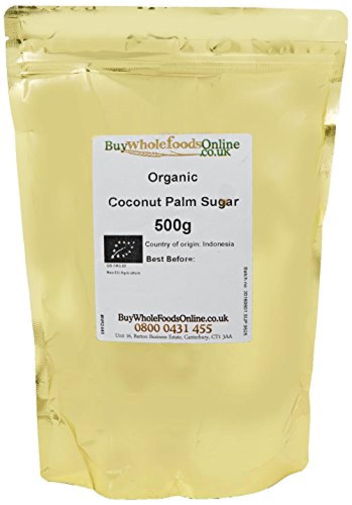 Buy Whole Foods Organic Coconut Palm Sugar 500 g