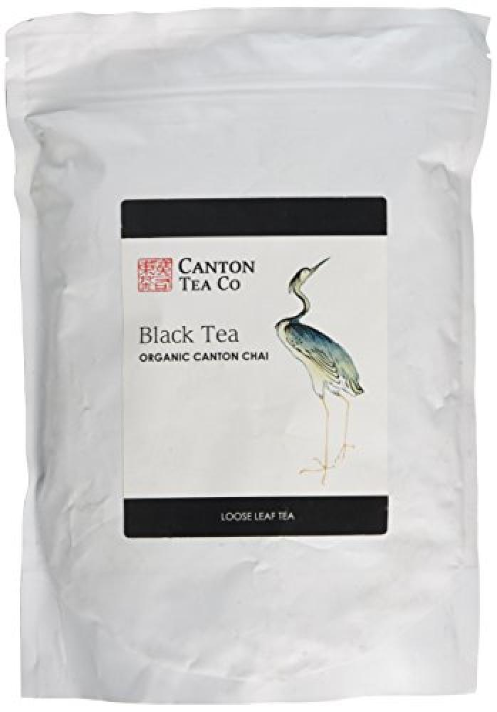 Canton Tea Co Black Tea Canton Organic Earl Grey Loose Leaf Tea 250g