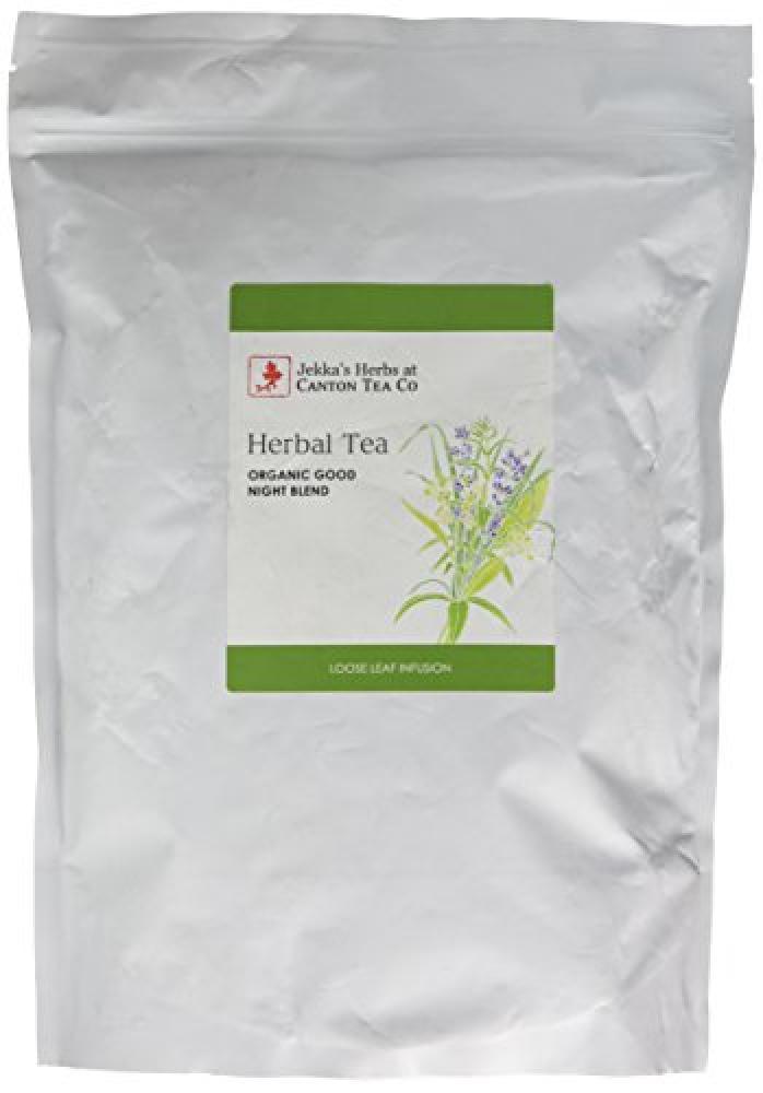 Canton Tea Co Herbal Tea Organic Good Night Blend Loose Leaf Infusion 250g