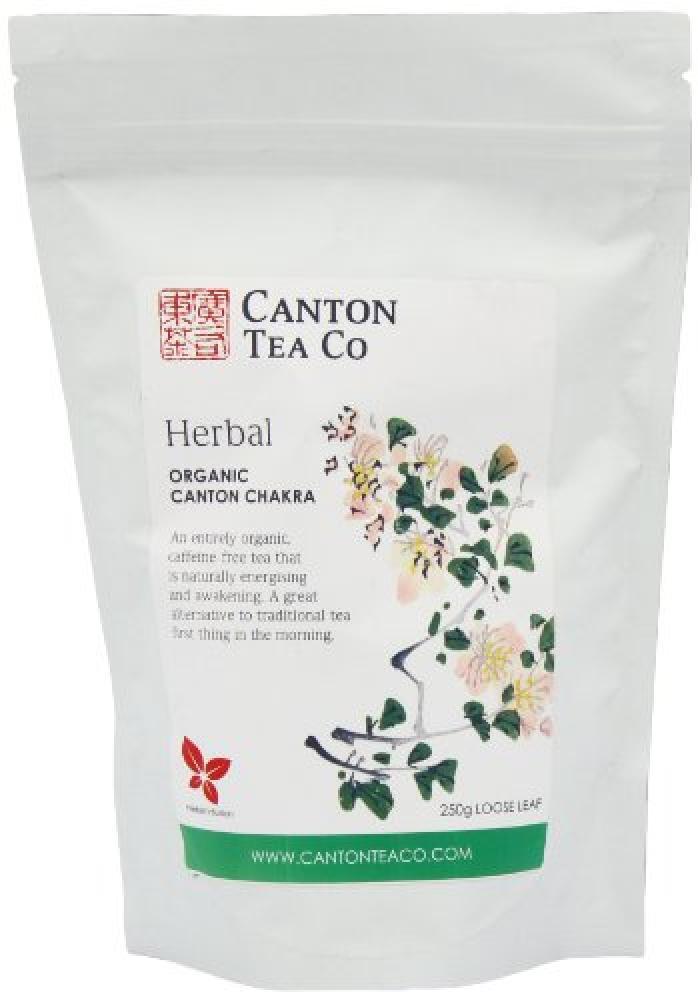 Canton Tea Herbal Tea Organic Canton Chakra 250g