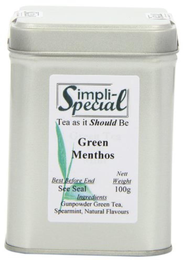Simpli-Special Green Tea with Mint