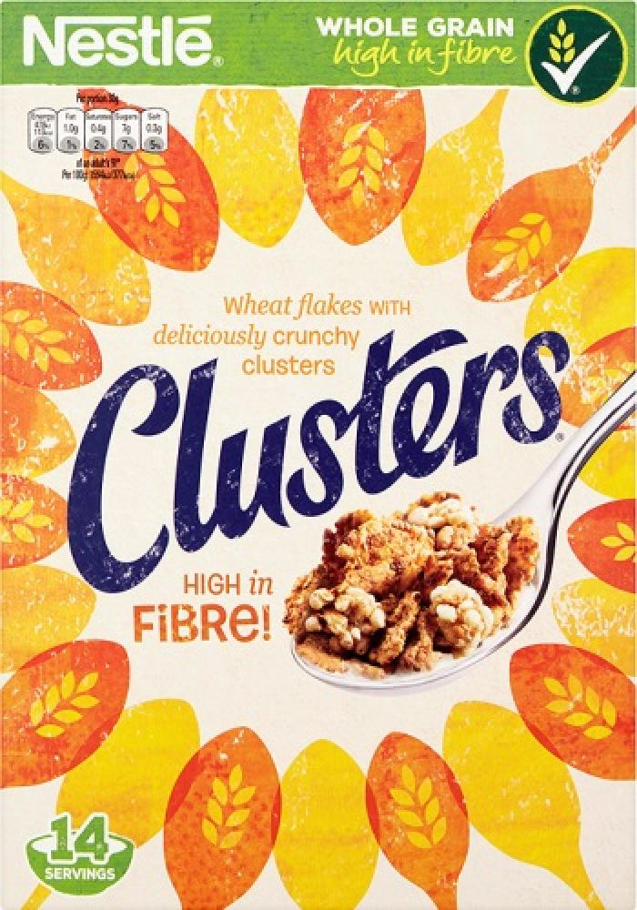 Nestle Clusters 435g