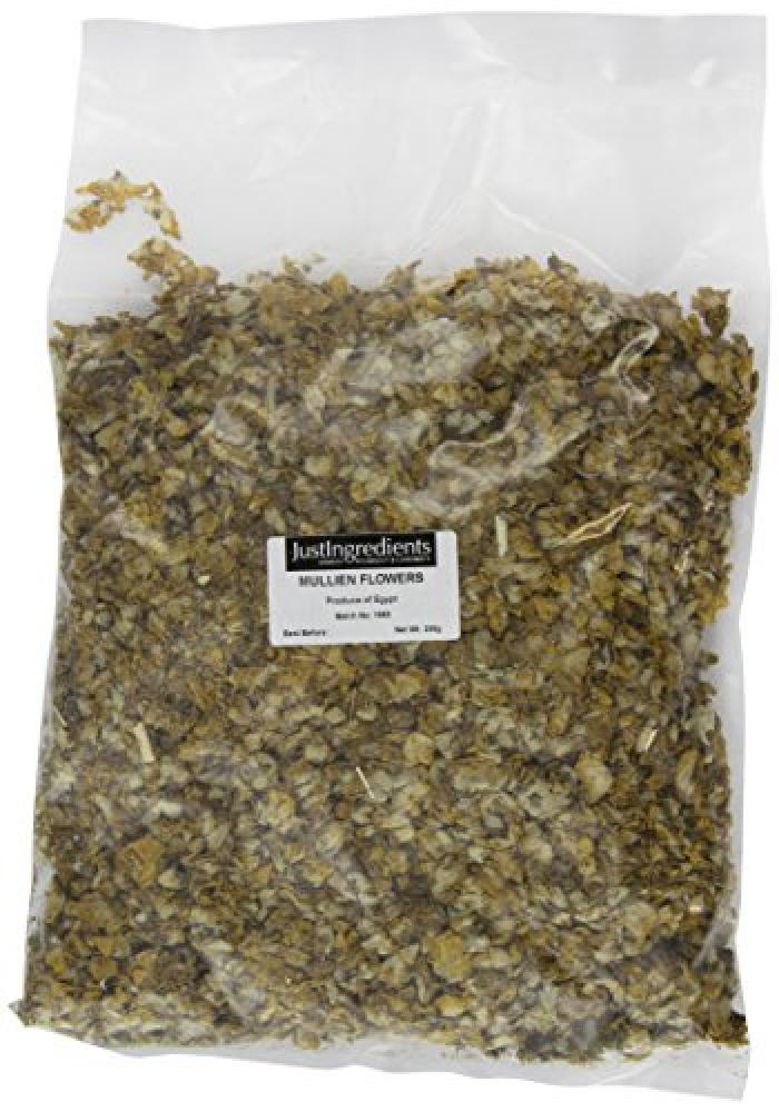 JustIngredients Essential Mullein Flowers 250 g