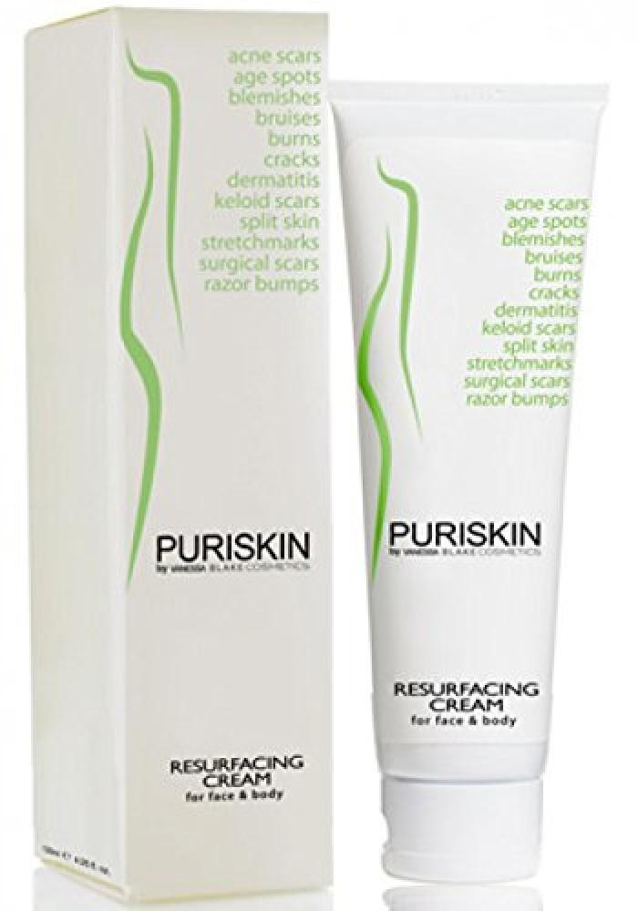 Puriskin Resurfacing Cream for Face Body 120 ml