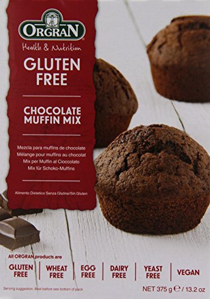 Orgran Chocolate Muffin Mix 375 g