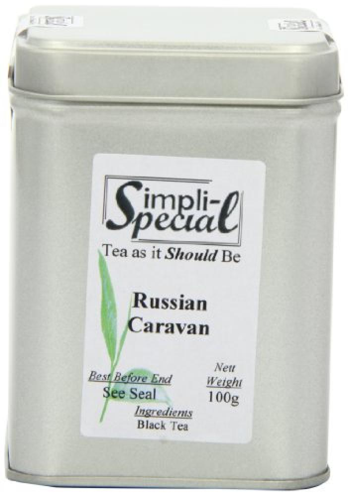 Simpli-Special Russian Caravan Black Tea Loose 100g