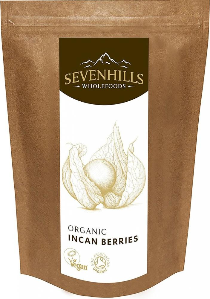 Sevenhills Wholefoods Organic Incan Berries 300g
