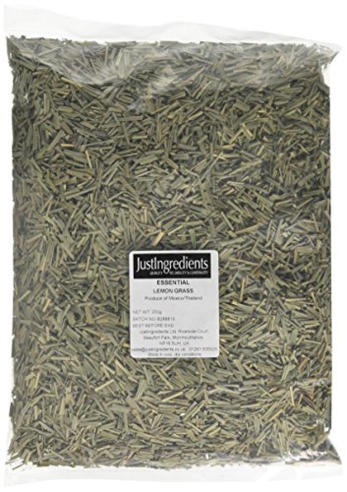 Just Ingredients Essential Lemon Grass Loose 250 g