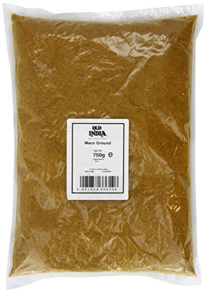Old India Mace Ground 750g