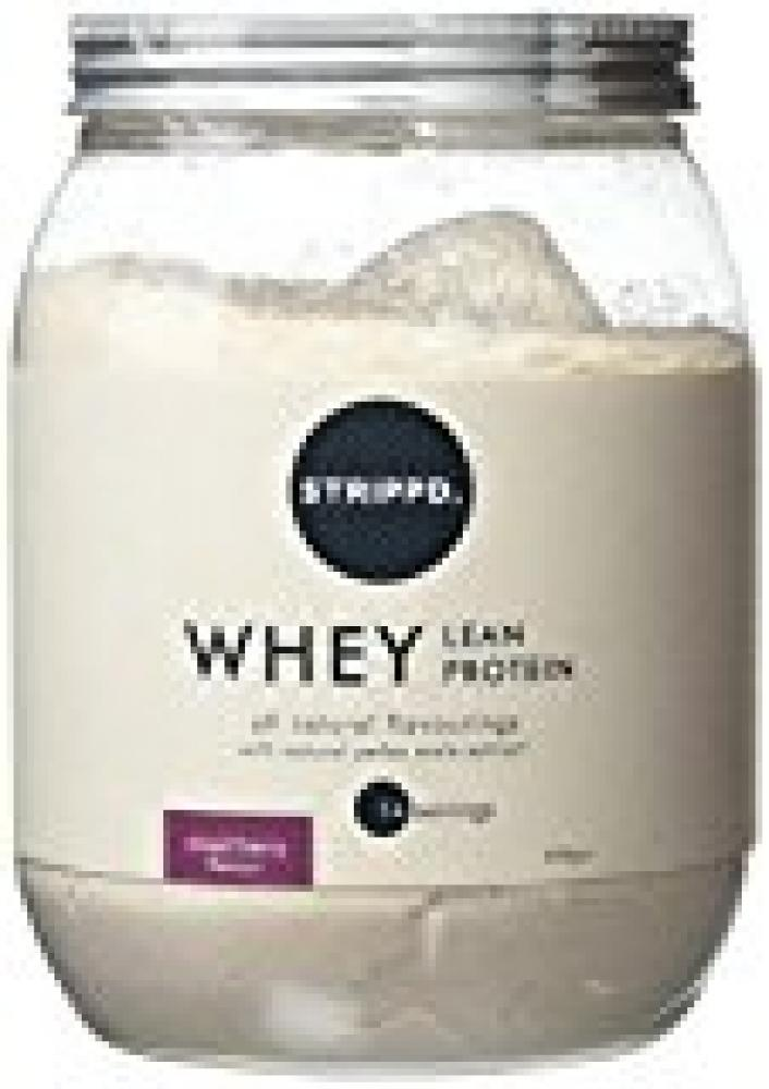 Strippd Whey Lean Protein Mixed Berry Flavour 490g