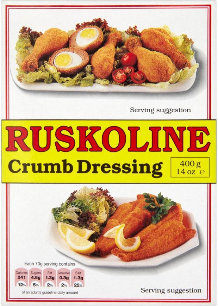 Ruskoline Crumb Dressing 400g