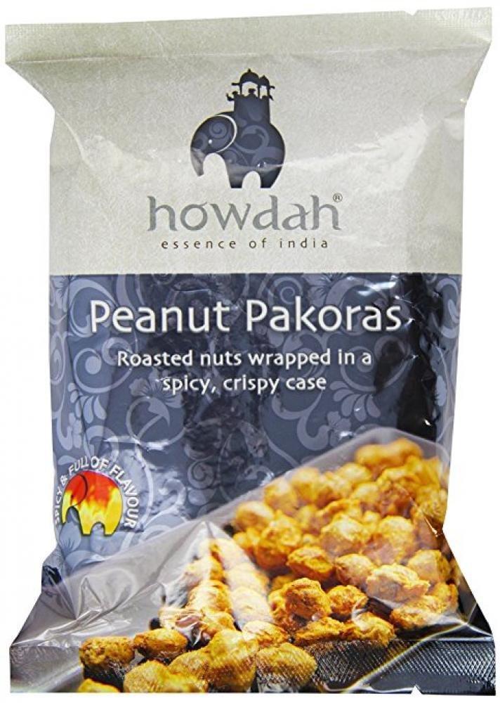 Howdah Peanut Pakoras 100g