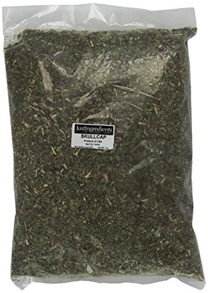 JustIngredients Essential Skullcap 1 kg