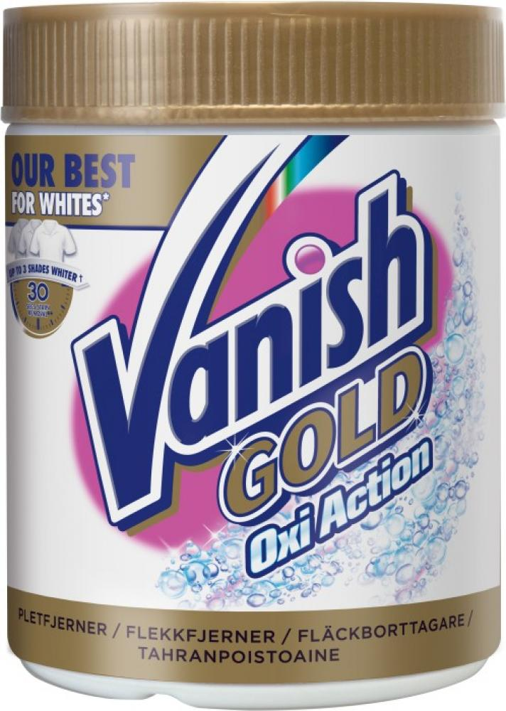 Vanish Gold Oxi Action for Whites 470g
