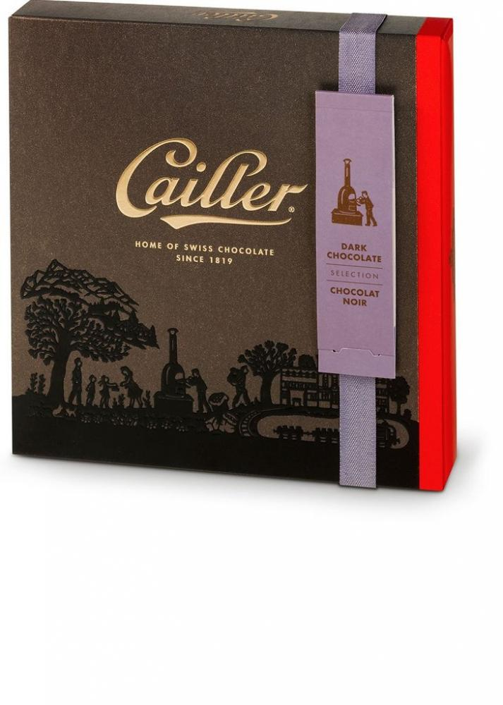 CAILLER Pralin Dark Chocolate Selection 142g