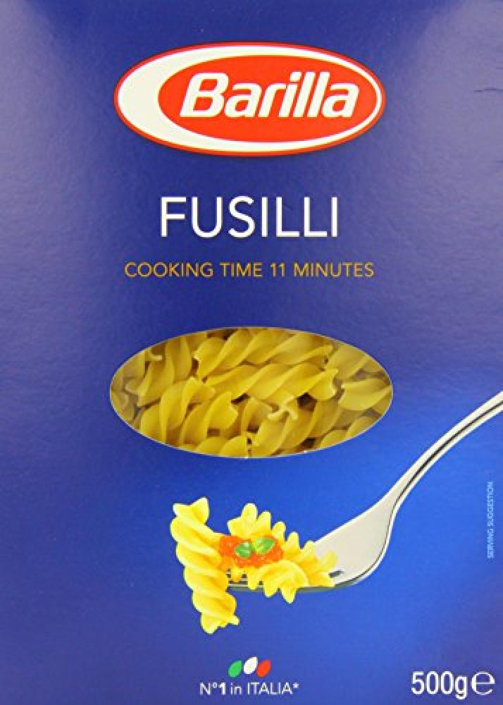 Barilla Fusilli 500g