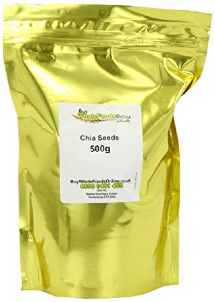 Buy Whole Foods White Chia Seeds 500g