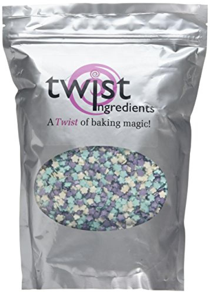Twist Ingredients Glimmer Ice Mix Flowers 800g
