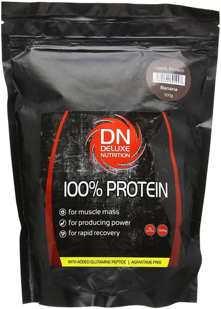 Deluxe Nutrition 100 Protein Banana 500g