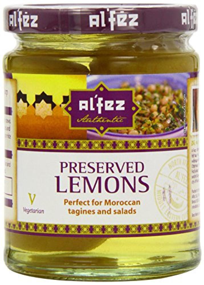 Alfez Preserved Lemons 140g