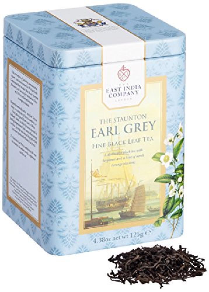 The East India Company The Staunton Earl Grey Fine Black Leaf Tea 125g