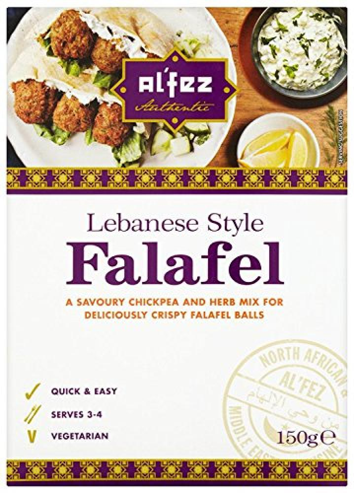 Alfez Authentic Falafel Mix 150 g