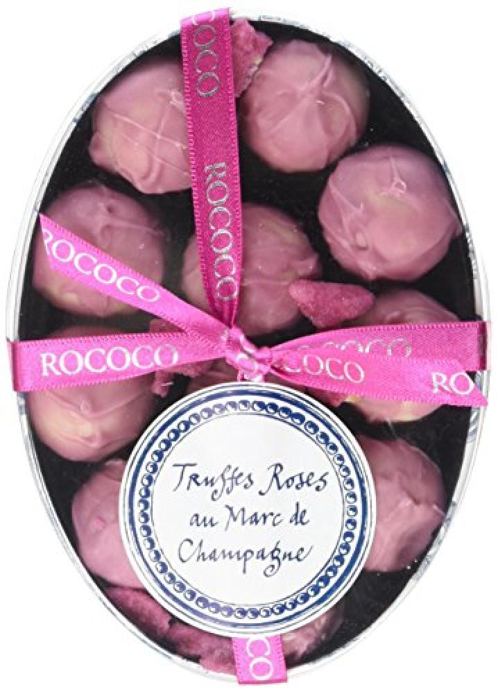 Rococo Chocolates Pink Champagne Truffle 130 g