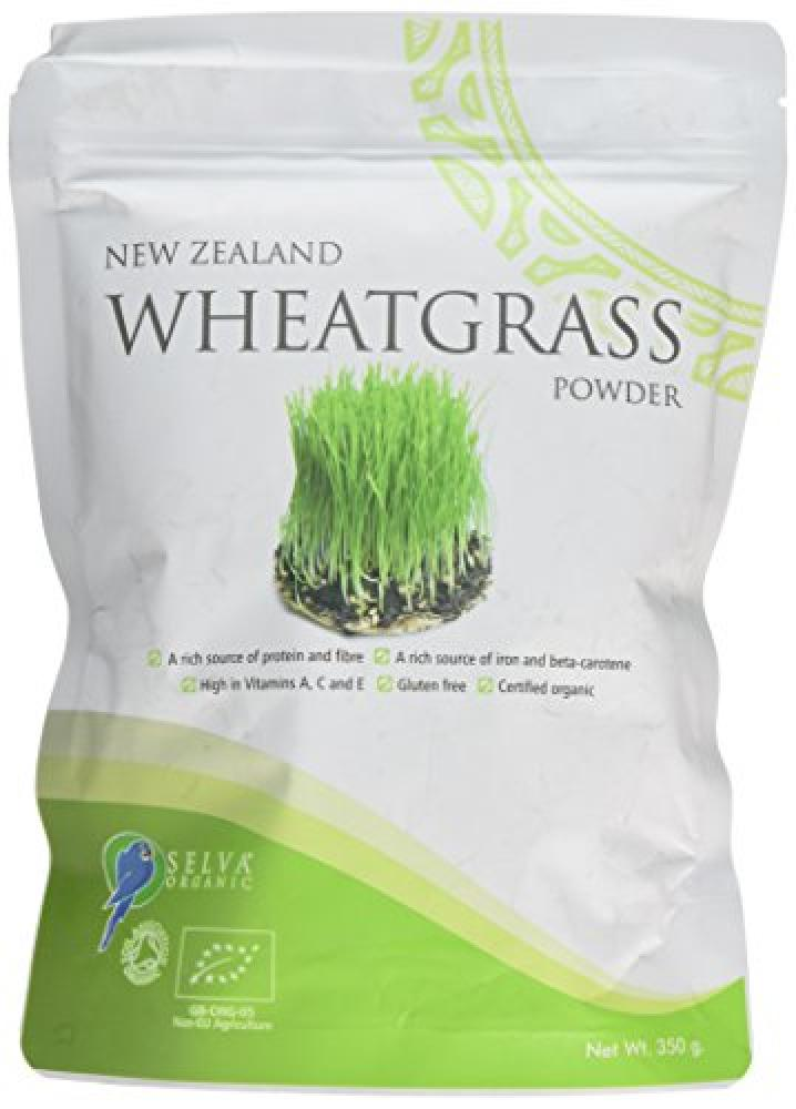Selva Organic Wheat Grass Powder 350g
