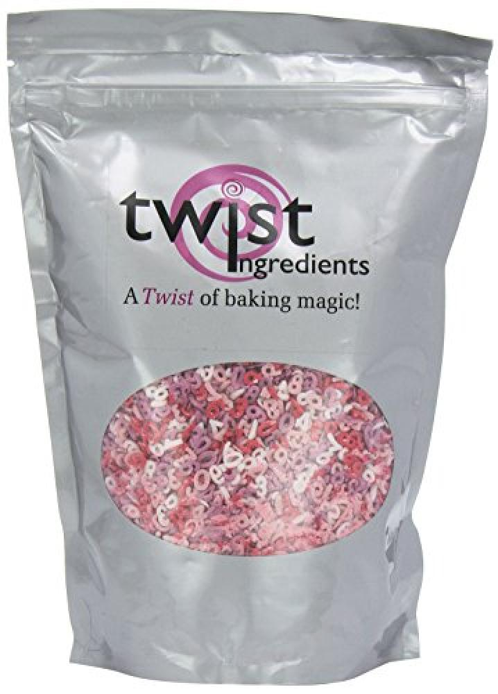 FURTHER REDUCTION  Twist Ingredients Blush Numbers 700 g