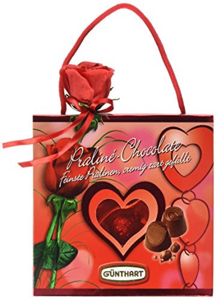 LAST CHANCE  Gunthart Red Praline Gift 108g