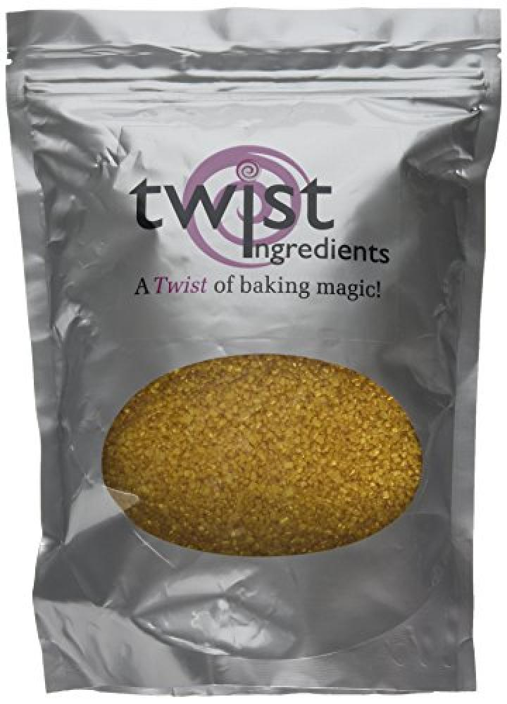 Twist Ingredients Gold Glimmer Sugar 1kg
