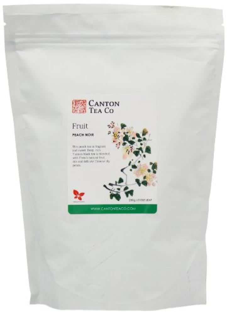 Canton Tea Peach Noir Fruit Tea Foil Bag 250 g