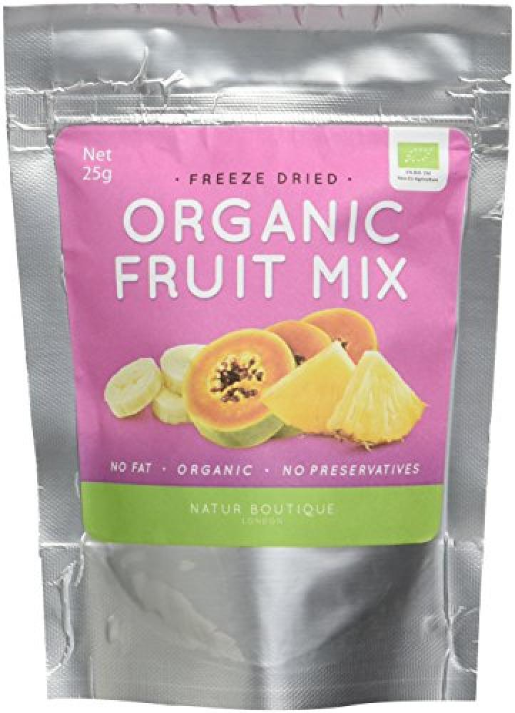 Natur Boutique Organic Freeze Dried Fruit Mix 20 g