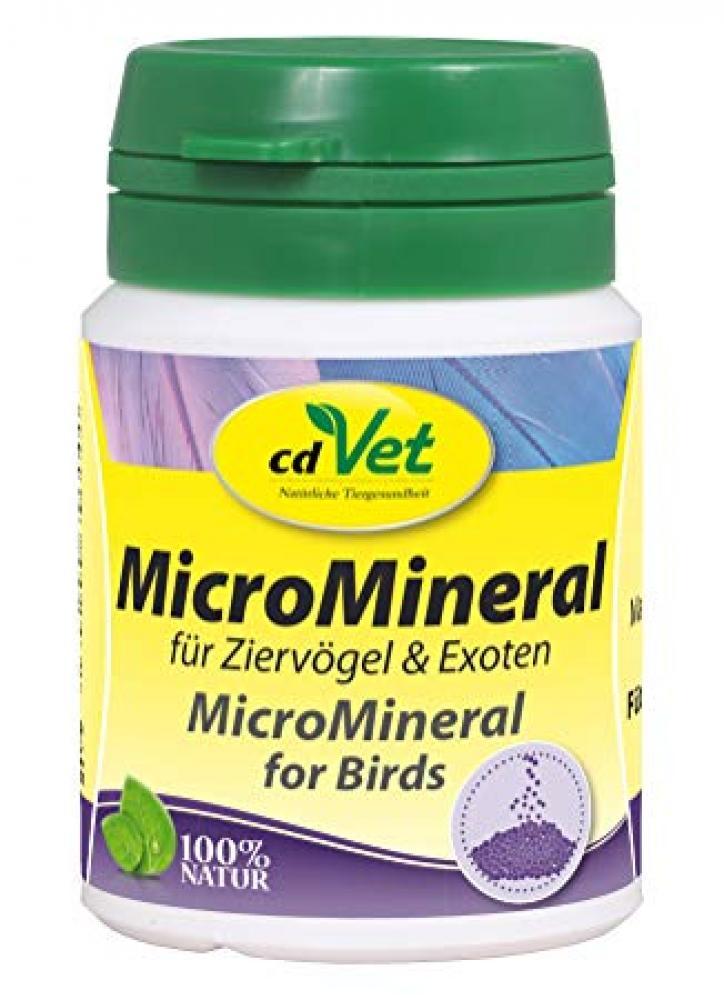 CD Vet MicroMineral For Birds 25g