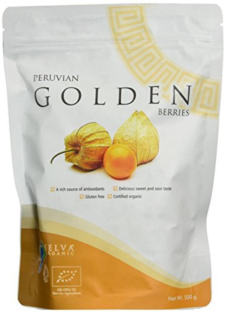 Selva Organic Peruvian Golden Berries 500g