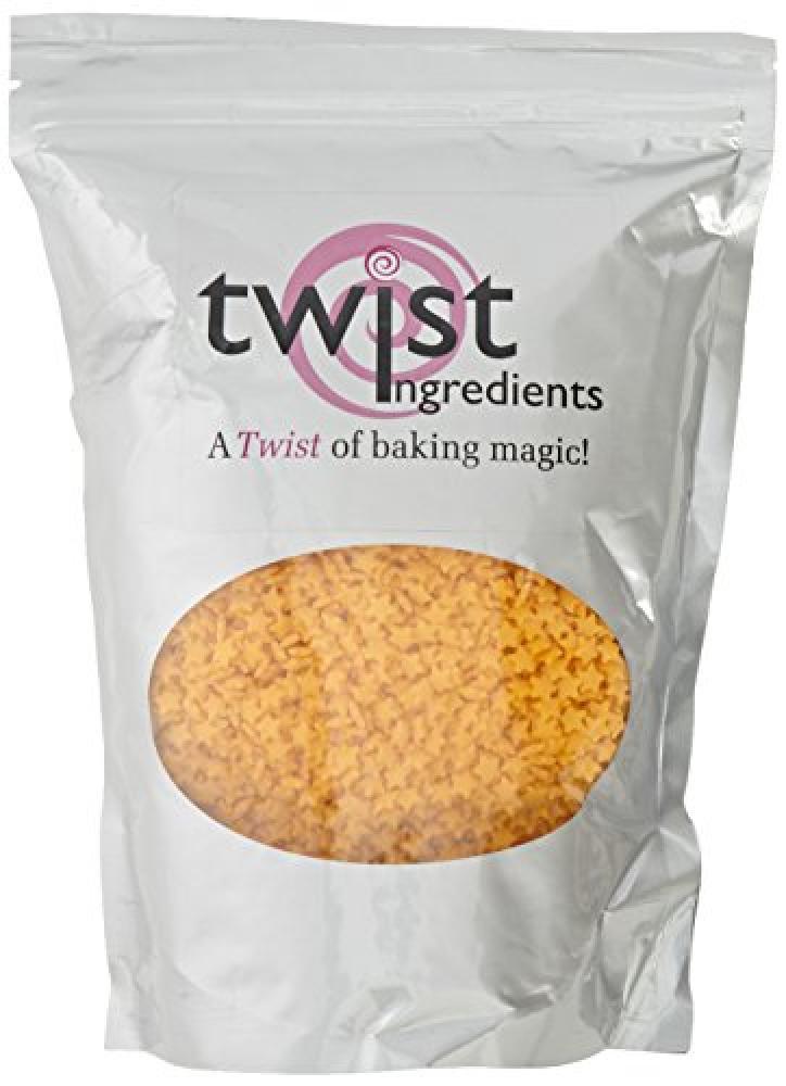 Twist Ingredients Orange Stars 800 g