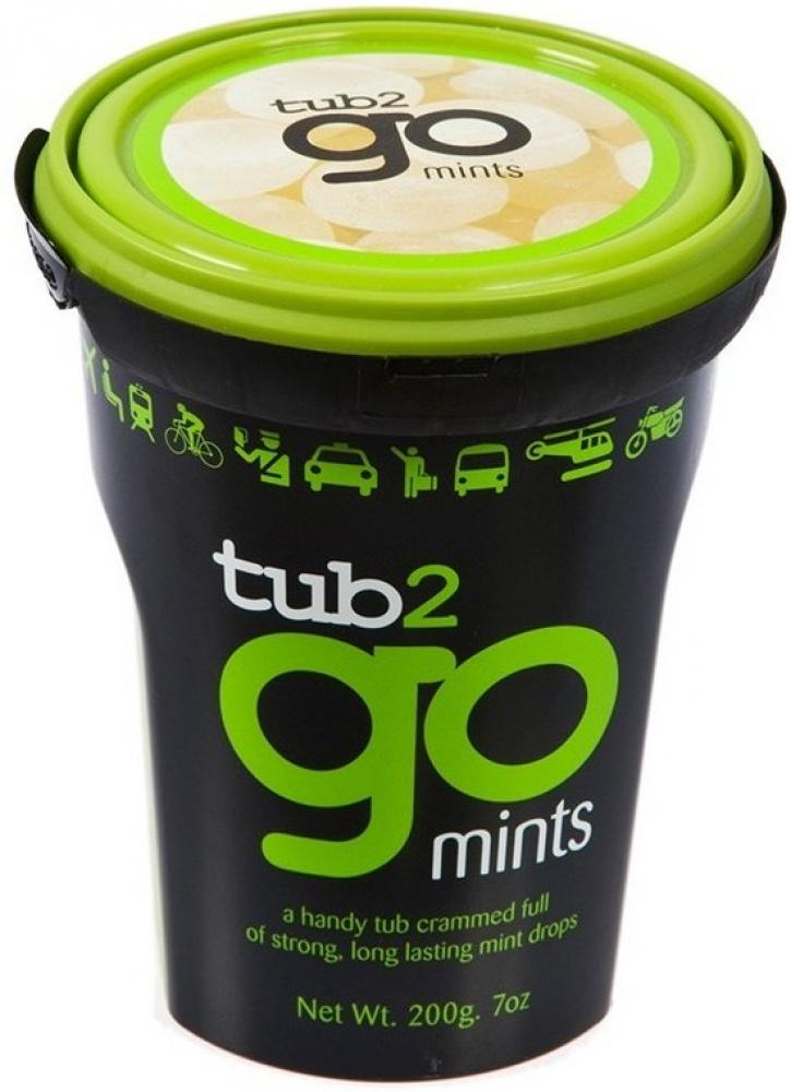 Simpkins Tub2Go Mints 200g