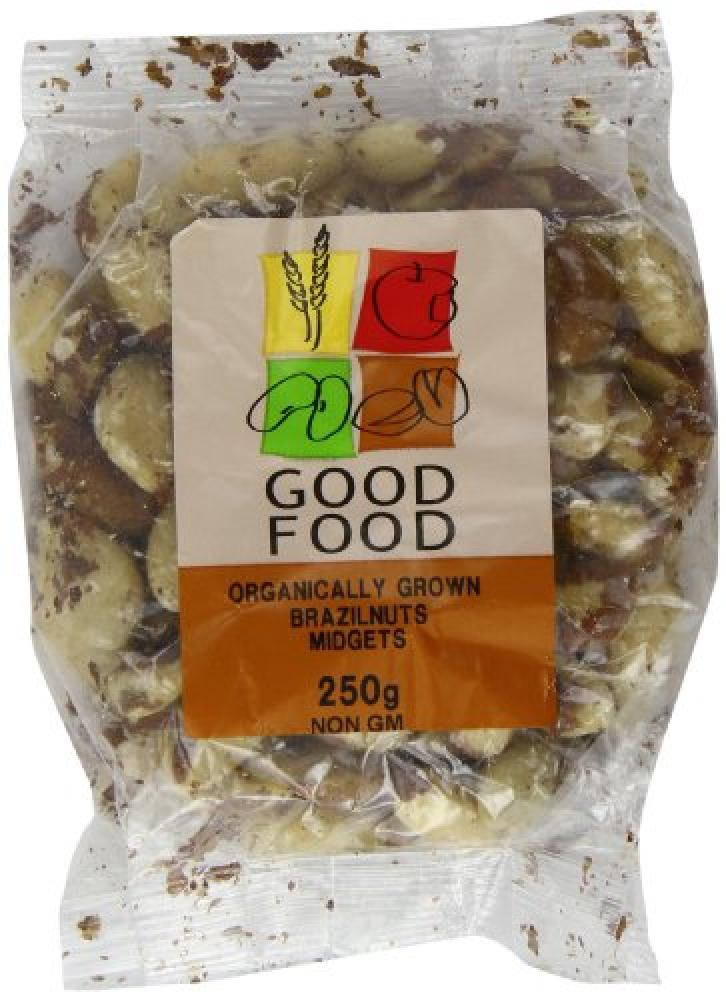 Good Food Brazil Nuts Midgets 250 g
