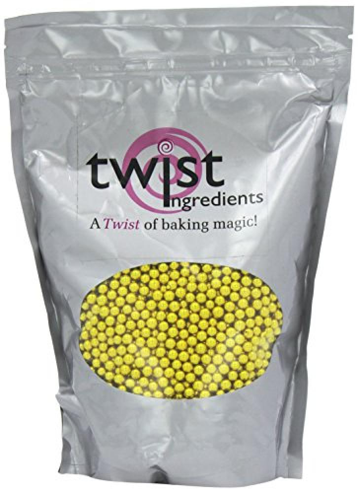 Twist Ingredients Jumbo Gold Pearls 1 kg