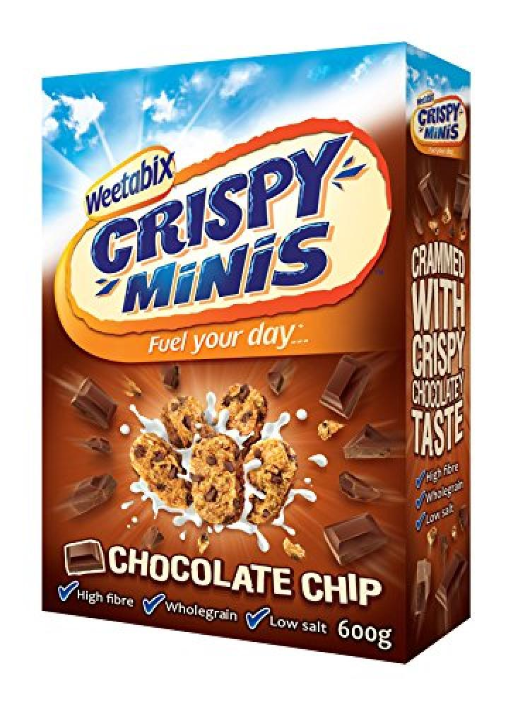 Weetabix Crispy Minis Chocolate 600 g