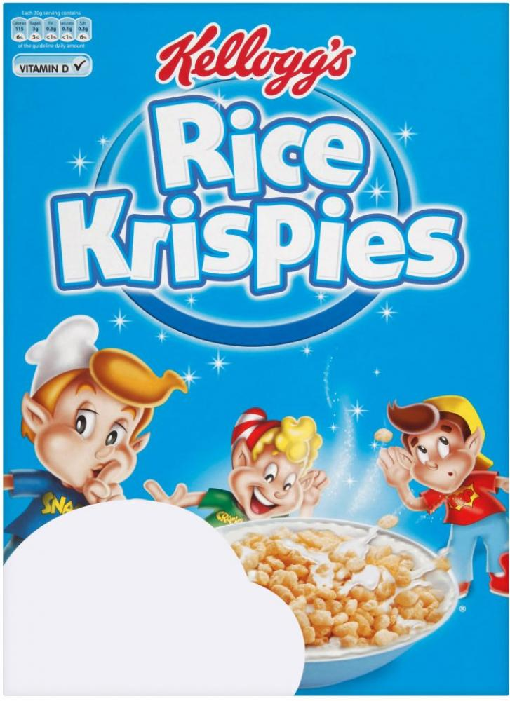 Kelloggs Rice Krispies 510g