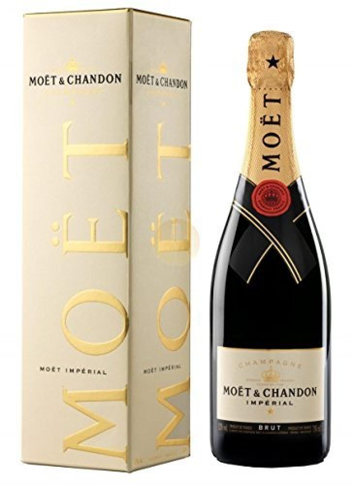 Moet and Chandon Imperial Brut Champagne 750ml Without Box