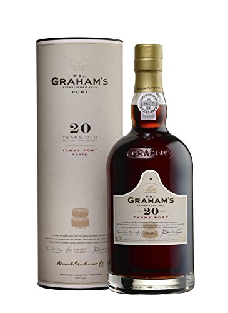 Grahams 20 yo Tawny Port 75cl Without Box