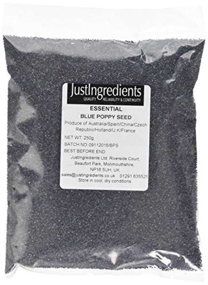 JustIngredients Blue Poppy Seed 250g