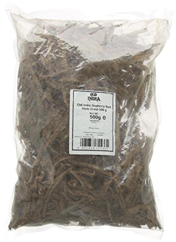 Old India Bayberry Bark Herb Dried 500 g